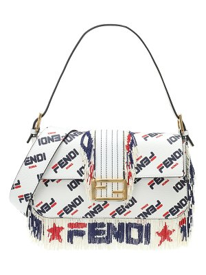 Fendi fendi mania baguette shoulder bag