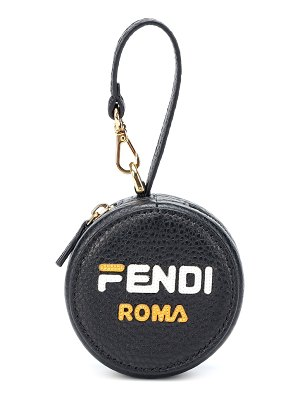 Fendi FENDI MANIA leather backpack charm