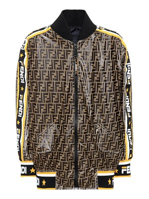 Fendi FENDI MANIA reversible jacket