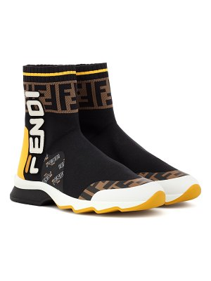 Fendi FENDI MANIA sock sneakers