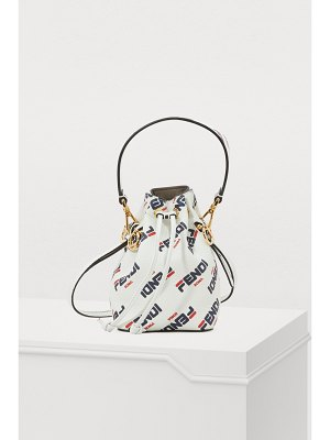 Fendi Fendi x Fila bucket bag