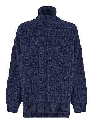 Fendi ff turtleneck sweater