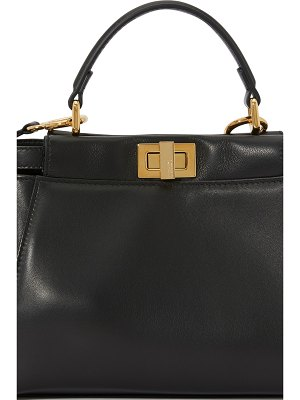 Fendi Mini Peekaboo handbag