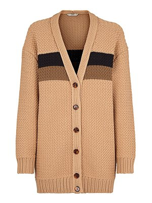 Fendi striped cardigan