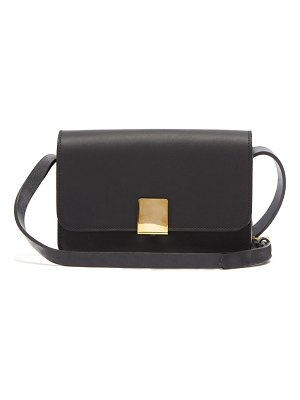 Ferian penzance leather cross-body bag