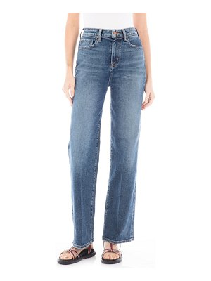 Fidelity Denim sunday high waist wide leg jeans
