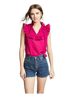 Figue lila top