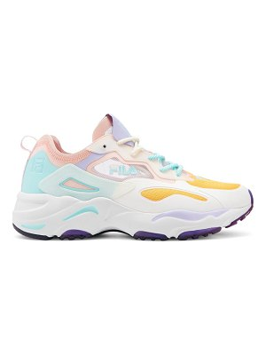 Fila ray tracer pastel patchwork sneakers