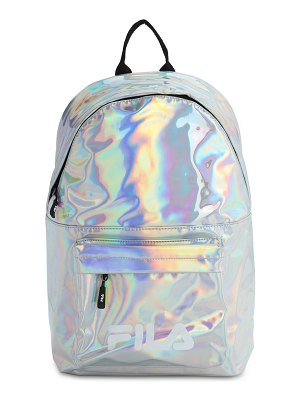 FILA URBAN Cool logo iridescent backpack