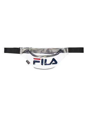 FILA URBAN Slim logo transparent belt bag
