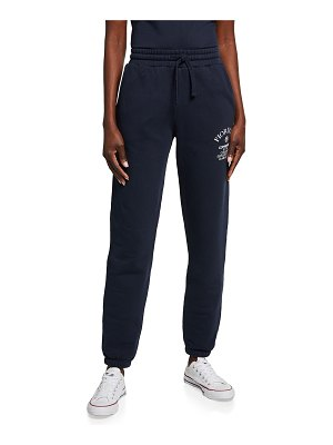 FIORUCCI Commended Logo Track Pants