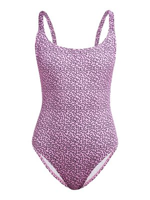 Fisch select patterned jersey swimsuit