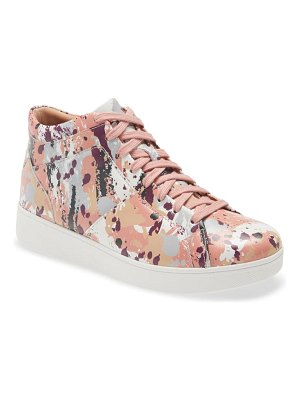 FitFlop rally high top sneaker