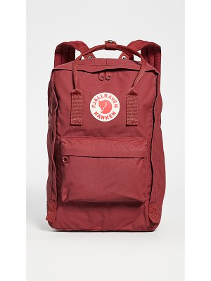 Fjallraven kanken 15 laptop backpack""