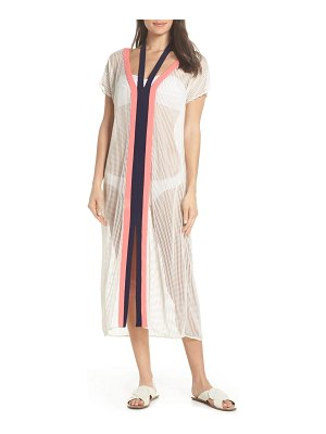 Flagpole opal caftan cover-up