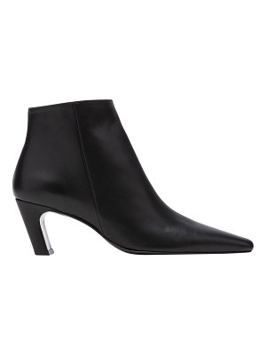 Flattered xenia leather boots