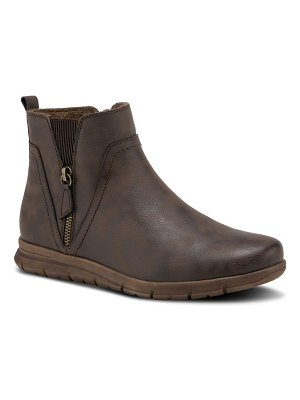 Flexus by Spring Step yili water resistant bootie