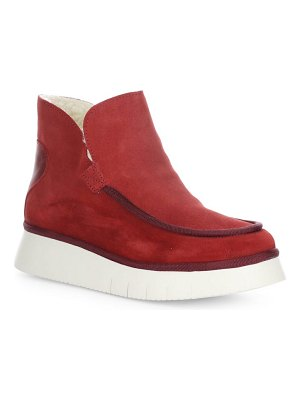 Fly London coze bootie