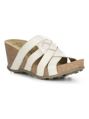 Fly London gily wedge sandal