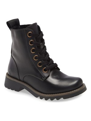 Fly London ragi combat boot