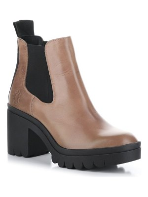 Fly London tope chelsea boot