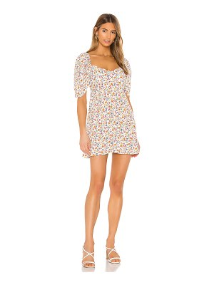 Flynn Skye daisy mini dress