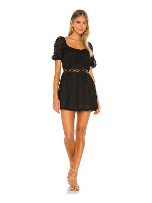 For Love & Lemons cosmo swing dress