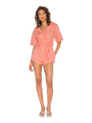 For Love & Lemons millie romper
