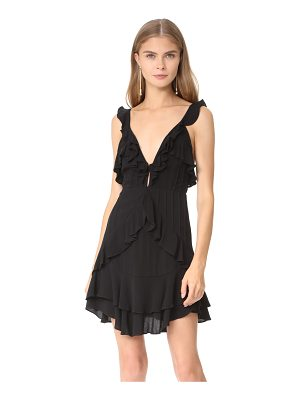 For Love & Lemons poppy mini dress