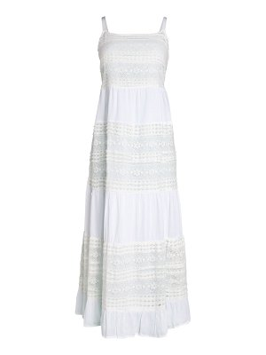 FOR THE REPUBLIC Lace Maxi Dress