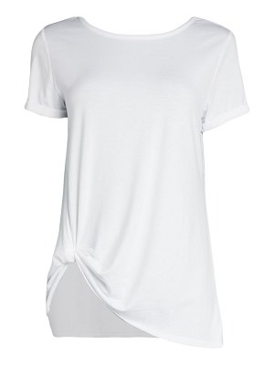 FOR THE REPUBLIC Side-Twist T-Shirt