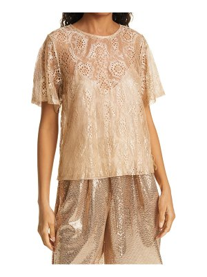 Forte Forte chantilly lace top