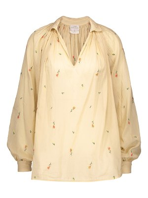 Forte Forte Embroidered shirt