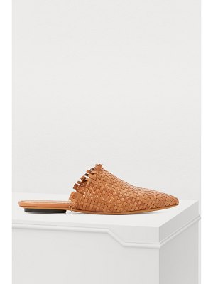 Forte Forte Flat mules