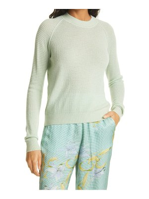 Forte Forte forte. forte thermal knit cashmere sweater