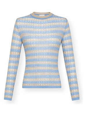 Forte Forte Lightweight Striped Mohair Sweater