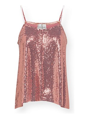 Forte Forte Sequined Jersey Top