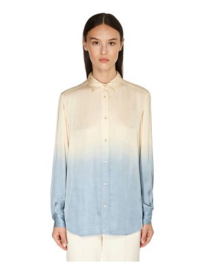 FORTE_FORTE Degradé print shirt