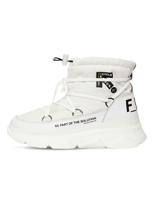 F_WD 50mm nylon ankle boots