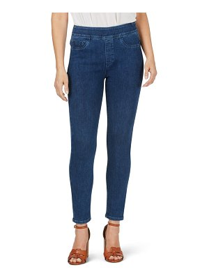 Foxcroft uptown slim leg pull-on stretch pants