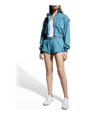 FP Movement by Free People Forty Love Gingham Tennis Jacket