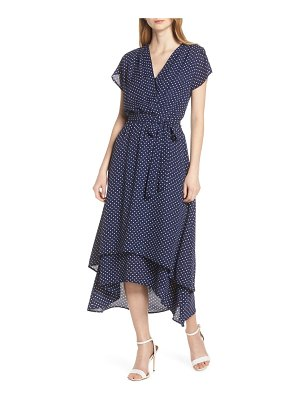 Fraiche by J michelle high/low midi dress