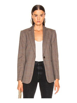 FRAME Classic Single Blazer