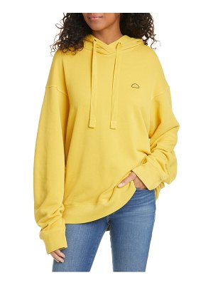 FRAME easy organic cotton pullover hoodie