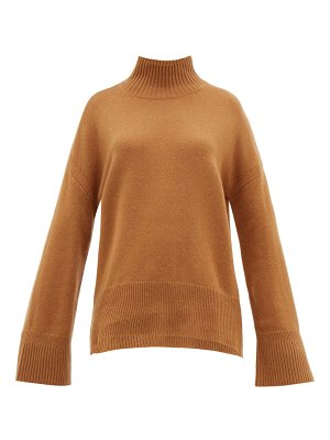 FRAME high neck cashmere sweater