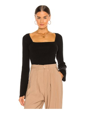 FRAME luxe bell sleeve sweater