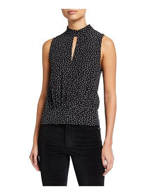 FRAME Sleeveless Party Top