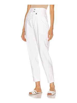 FRAME twisted trouser