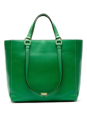 Frances Valentine tumbled leather tote