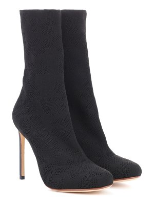 Francesco Russo Stretch ankle boots